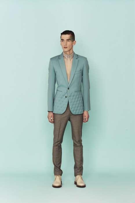 Statuesque Streamline Suits