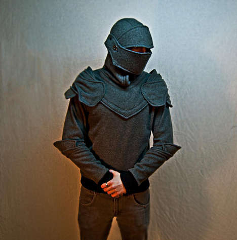 Suit of Armor Sweaters