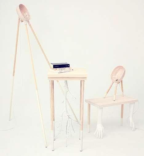 Improvisation-Inspired Furniture
