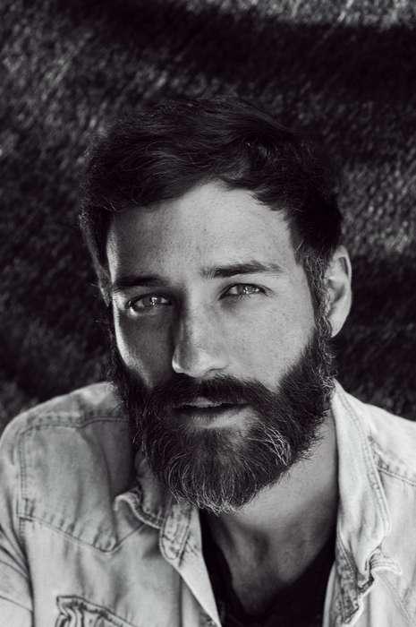 Boldly Bearded Portraits