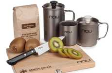 Luxury Camping Coffee-Ware