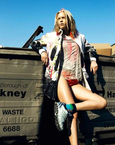 Recycling-Themed Fashion