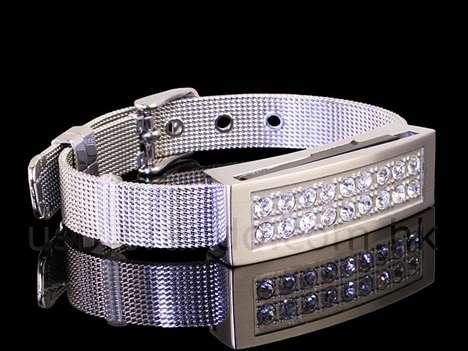 Flash Drive Wristbands