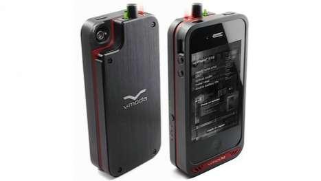 Audio-Enhancing Phone Cases