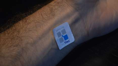 Programmable Mobile Stickers