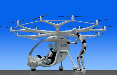 Personal Multi-Rotor Helicopters