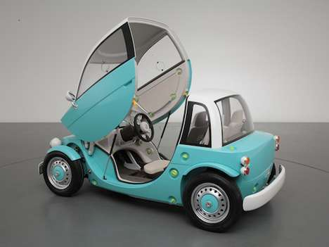 Childlike Concept Cars
