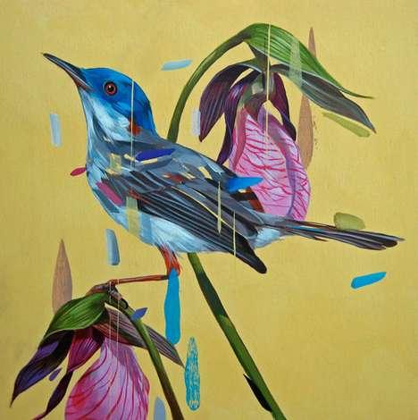 Vivid Avian Artistry
