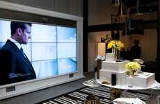 Fashionable TV Pop-Ups - The Mr. Porter 'Suits & Style' Shop is Inspired by Broadcast Television