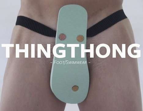 The ThingThong is a Humorous and Daring Mash-Up