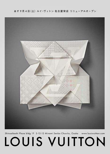 Designer Origami Cards