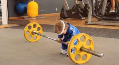 Baby Gym Rat Videos