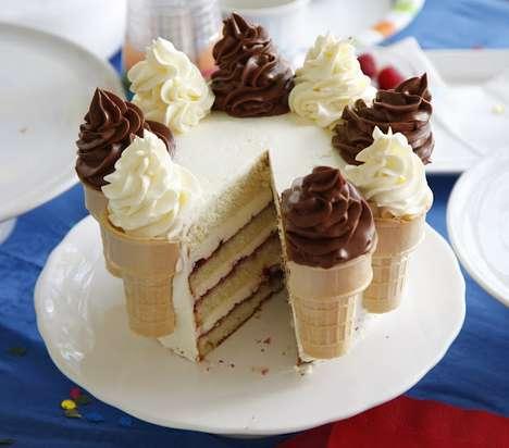 Dual Dessert Confections