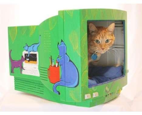 46 Frisky Feline Homes