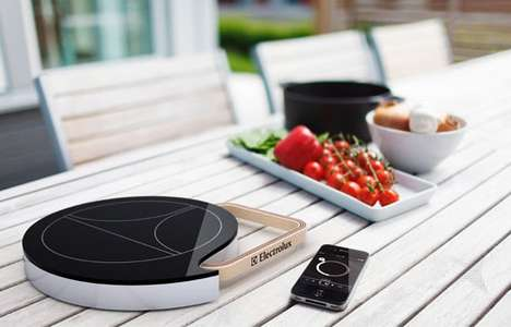 Smartphone-Controlled Heating Plates