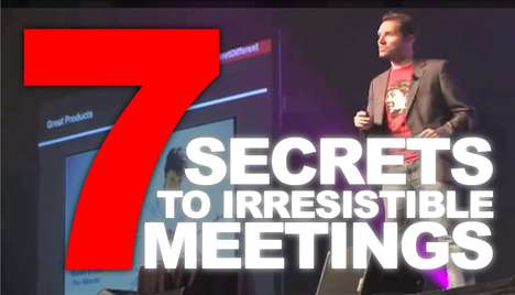 7 Secrets to Irresistible Meetings - Jeremy Gutsche's Keynote Ideas for Meeting Planners