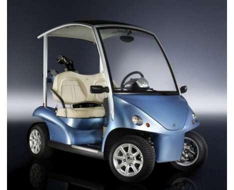 17 Dashing Golf Cart Designs