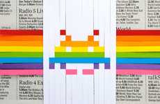 Pixelated Geeky Crafts