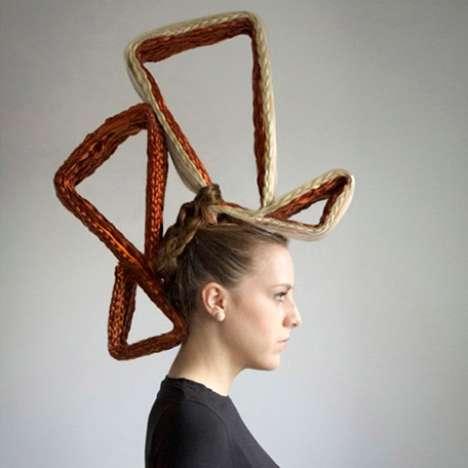 Sky-Scraping Hairdos