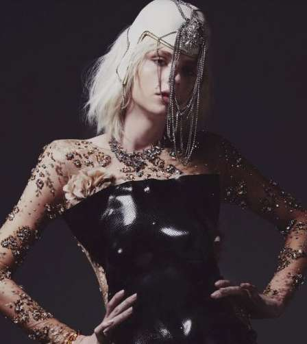 Androgynous Mother Monster Editorials