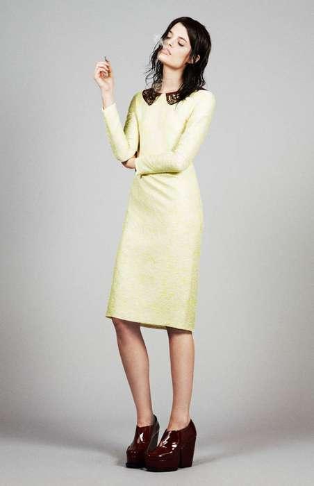 Nonchalant Ladylike Fashion