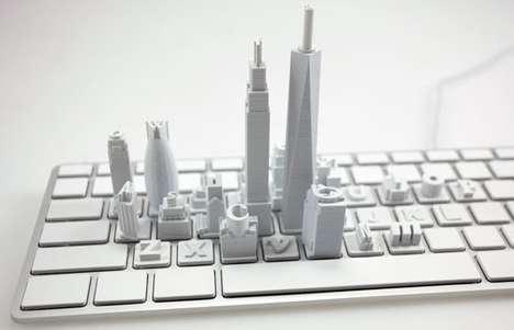 Web Visualization Keyboards