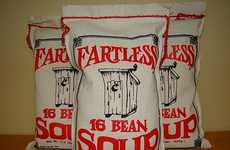 Flatulence-Fighting Soup Mix - The Fartless 16 Bean Soup Saves You From Embarassing Sounds