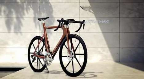 Computerized Car-Inspired Bicycles