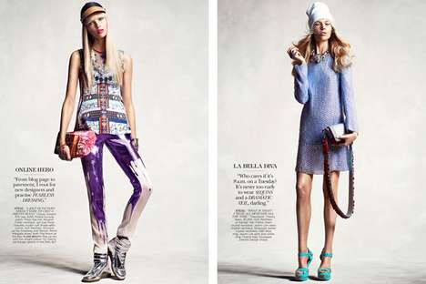 Multiple Personality Editorials
