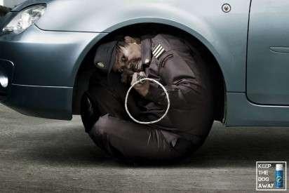 Human Tire Ads