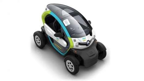 Smart Car Test Runs