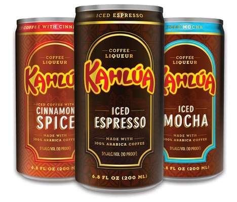 Get Energized With the New Kahlua Cans-to-Go Bevarages