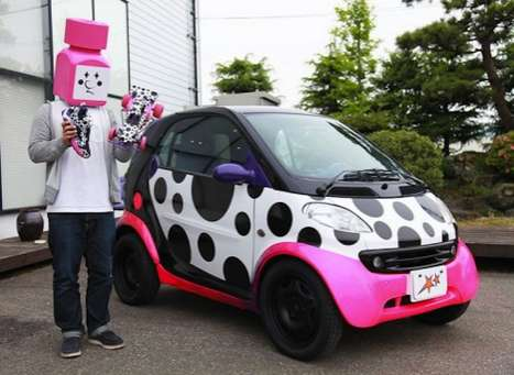 The Jun Watanabe Smart Car Collaboration is Playful