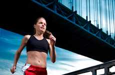 Urbanite Running Campaigns - The Laura Barisonzi Sports Photography is Energetic