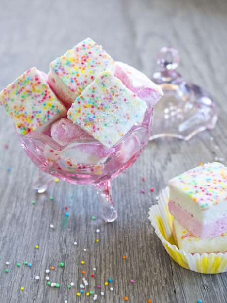 Airy Sprinkled Sweets