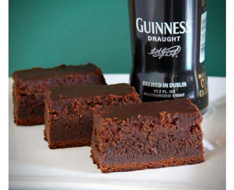 From Alcohol Saturated Sweets to Guinness Flavored Marmite