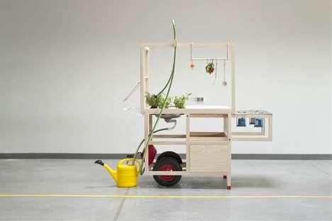 Wheelbarrow Urban Kitchens