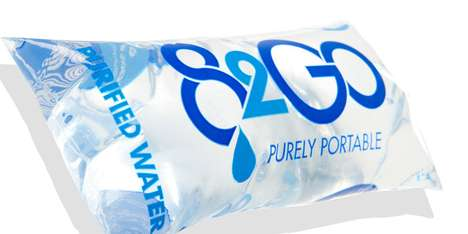 Bagged Beverage Packaging