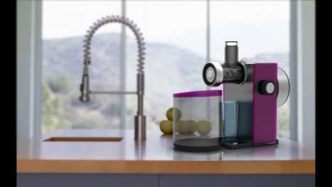 Compact Colorful Appliances