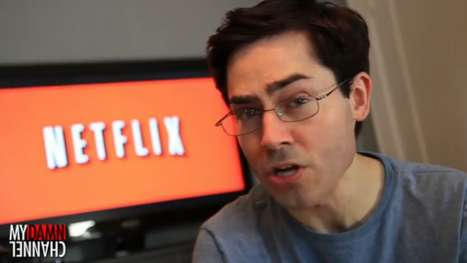 Mark Malkoff Visits Netflix After Watching 252 Films in a Month