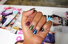 Metal-Attracting Varnish - Sally Hansen Magnetic Nail Polish is Futuristic