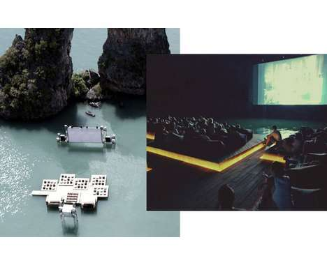 35 Conceptual Cinemas