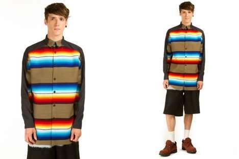 Serape-Inspired Streetwear