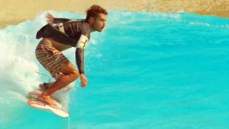 Stunning Desert Surfer Films