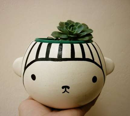 Perky Critter Planters