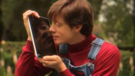 Satirical iPad Commercials
