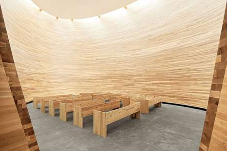 Almond-Shaped Wooden Churches