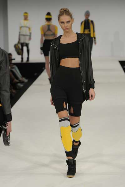 High-Fashion Exercise Garments