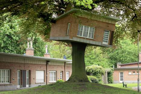Ironic Senior Tree Houses