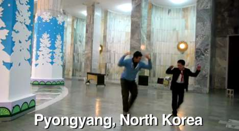 Matt Harding Dances from North Korea to Afghanistan to France